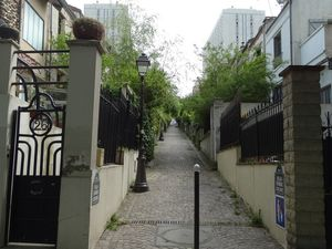 Dans Paris, dans le 19ème arrondissement…