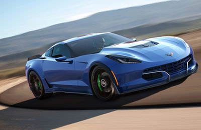 Genovation GXE : une Corvette de 800 chevaux, mais sans V8
