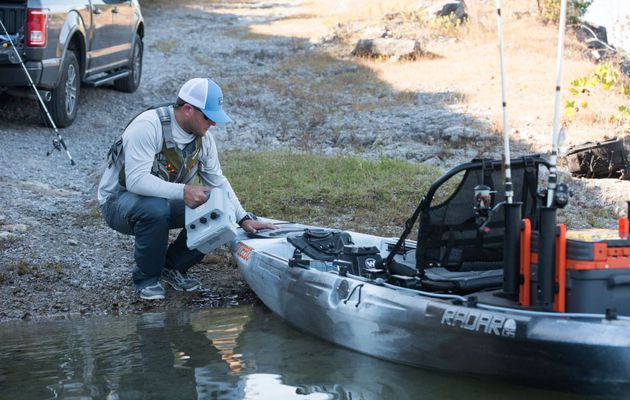 Torqeedo Launches New Ultralight 403 C Electric Outboard