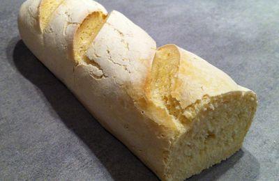 Baguette Sans Gluten - pour 1/2 baguette