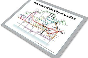 PUBS TUBES STOPS