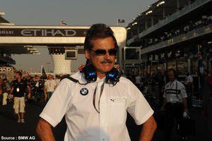 Mario Theissen reste avec BMW