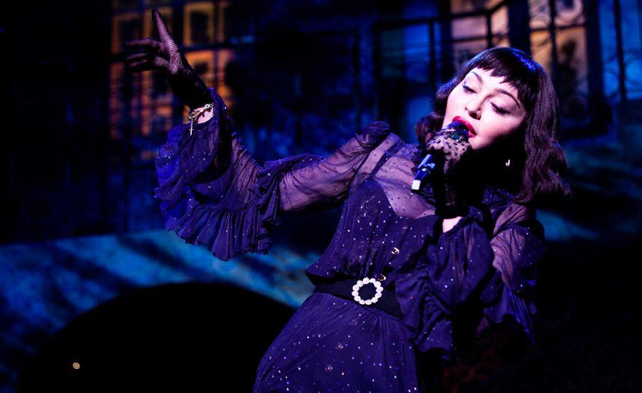 """""""Madame X"""", le documentaire inédit de la tournée de Madonna diffusé en exclusivité ce soir sur MTV HITS le 8 octobre"""