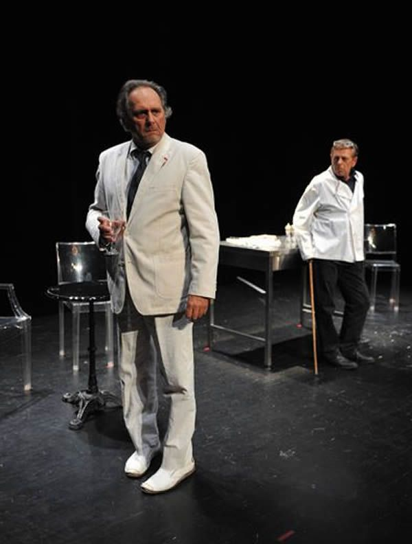 En 2014, Jean-Claude Caron dans Oui chef ! oui !