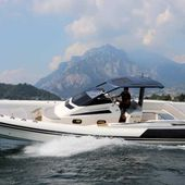 Indiscretion - a new player in the world of Rigid Inflatable boats (RIBs) - Yachting Art Magazine