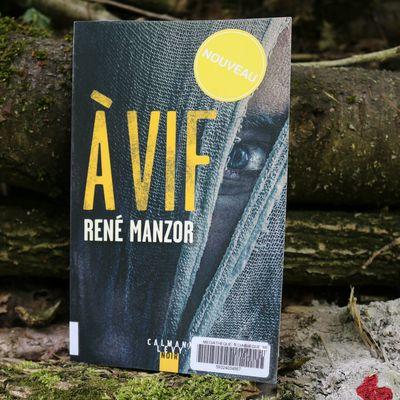 Avis de lecture sur A VIF de René MANZOR