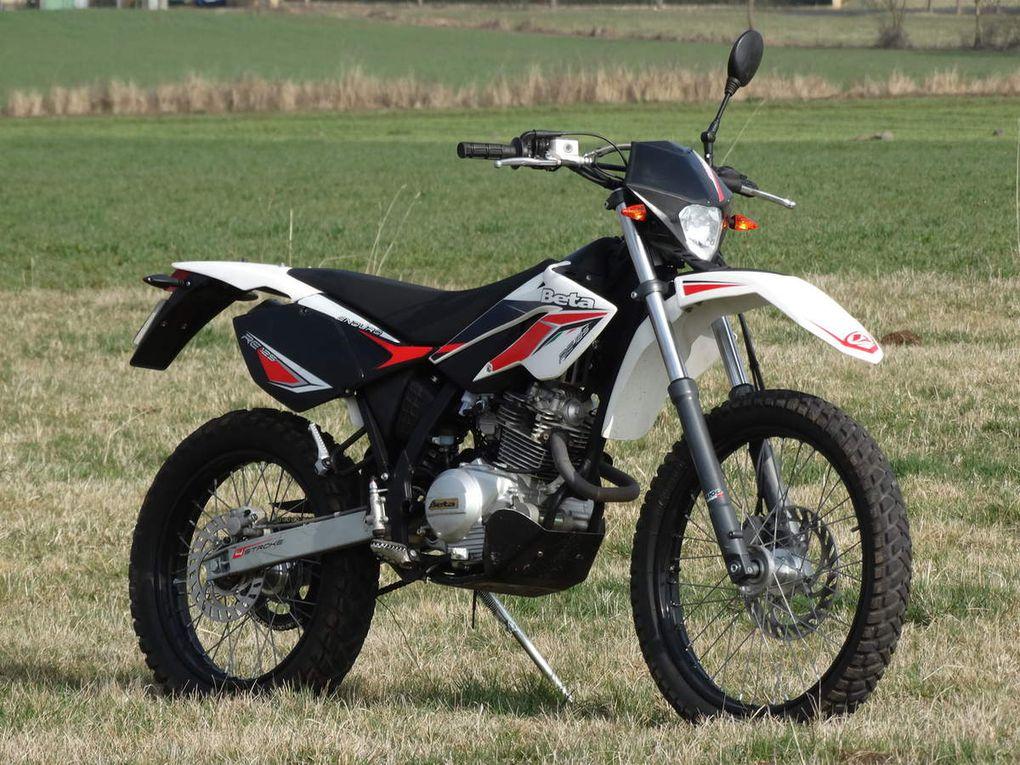 Hugo et ses motos