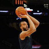 NBA : Rudy Gobert touché par le coronavirus, la ligue suspend la saison - Basket - NBA - Coronavirus