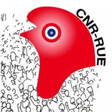 APPEL PETITION DU 18 JUIN 2014 DU CNR-RUE Comité national de résistance républicaine à l'Union européenne.