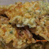 Beignets de crevettes aux pousses de soja - www.sucreetepices.com