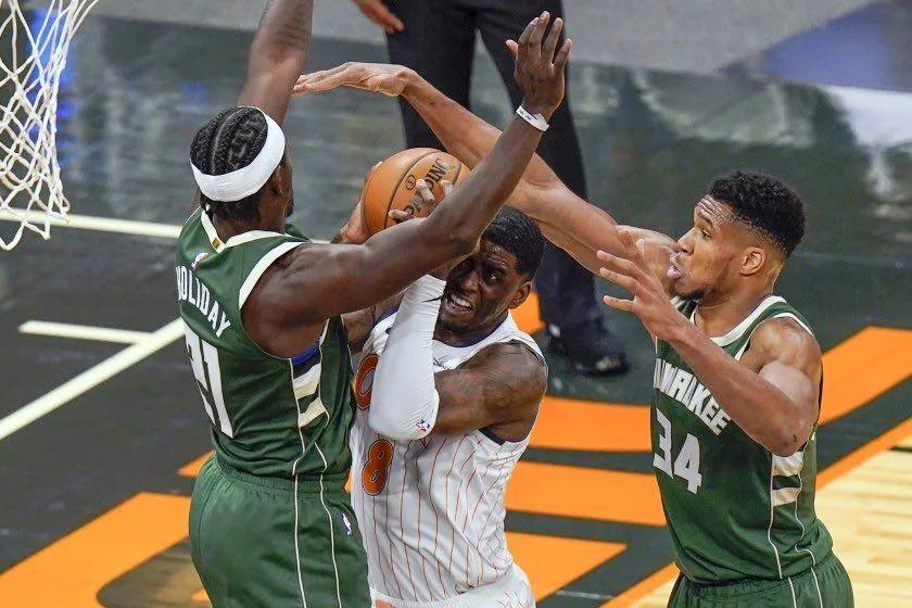 Les Bucks enchaînent en allant s'imposer sur le parquet du Magic d'Orlando