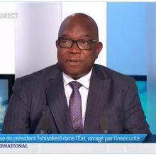 Interview de Gilbert Kankonde, ministre de l'intérieur et vice-Premier Ministre (TV5 Monde)