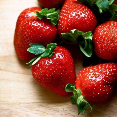 Fruits - Fraises - Wallpaper - Free