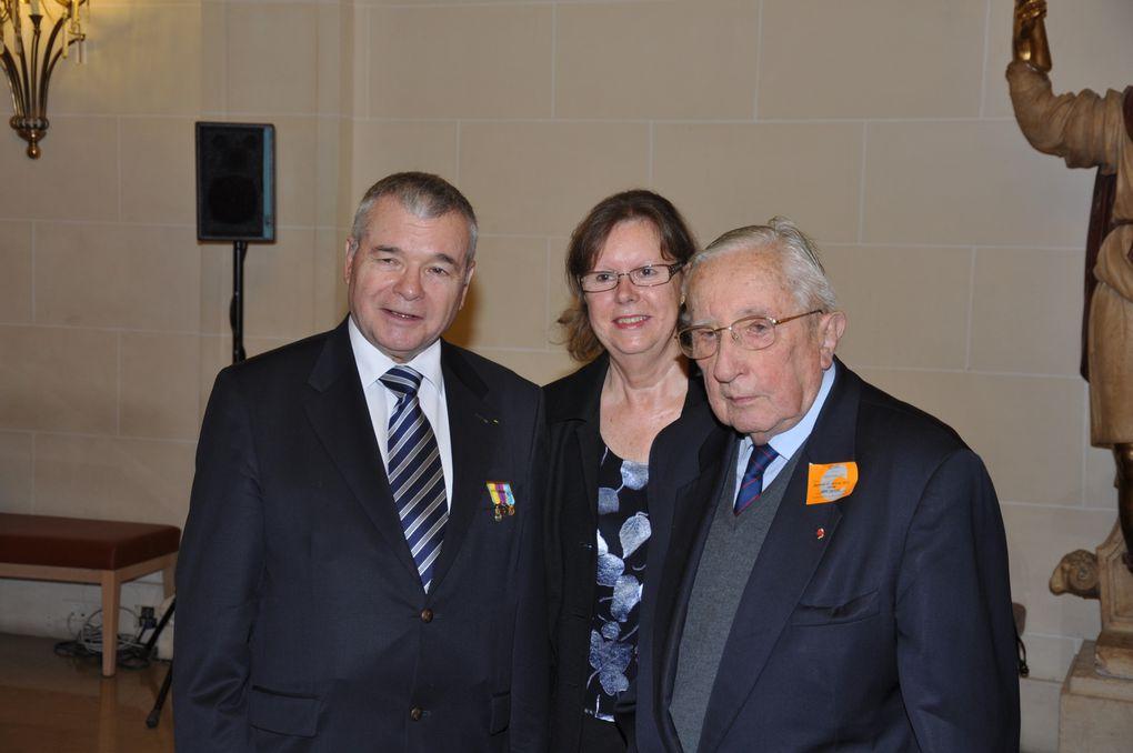 Voeux de l'UGF à ses partenaires. Sénat 2012. Salle René Coty.