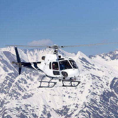 PrivateFly propose aller au ski en vol privé à prix fixe