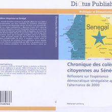 REFLEXIONS SUR L'EXPÉRIENCE DÉMOCRATIQUE SÉNÉGALAISE ENTRE 2000 ET 2012 (1)