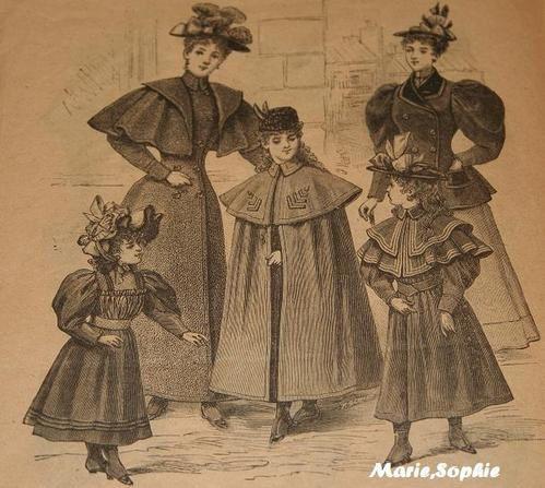 Album - Illustrations-de-la-mode-du-XIX-me