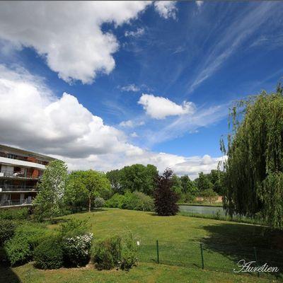 Souffelweyersheim (67) : Le ciel