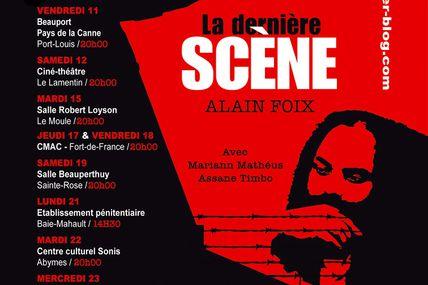"""""""LA DERNIERE SCENE"""" EN TOURNEE"""