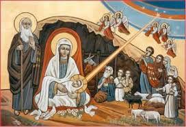 Noël chez les Coptes