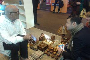 L'oriental Marocain à Paris :  Le Mondial du Tourisme 2014