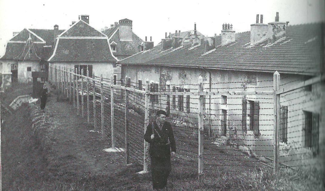 Camp d'internement au Fort de Barraux