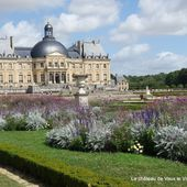 Le château de Vaux le Vicomte (5 photos à agrandir) - Le blog de Bernard Moutin