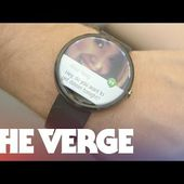 The Verge goes hands-on with the Moto 360, the first smartwatch with a circular touchscreen - OOKAWA Corp.