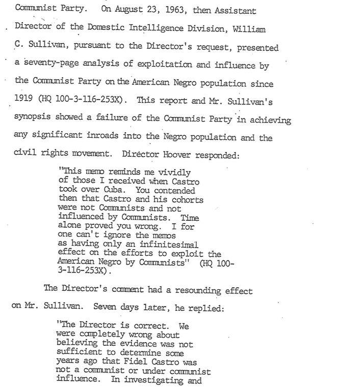 Dopo 50anni i documenti sulla morte di M.L.King