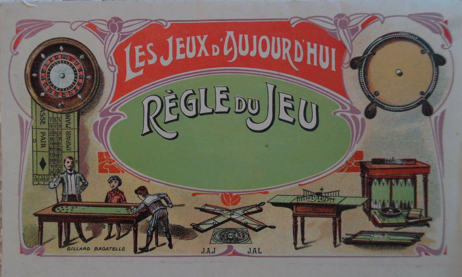"""H.PUSSEY, seule """"maison spéciale de jeux"""" !"""