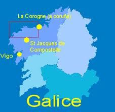 Galicia and the vine