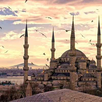 Voyage en Turquie du collège Pierre Degeyter