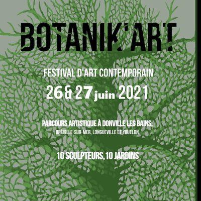 Festival Botanik'Art et Exposition Courants d'Art