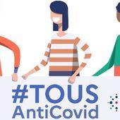 Le piège de Klaus Schwab se referme doucement : L'App #TousAntiCovid prete pour certifier ... avec TousAntiCovid-Carnet - 3D HEALTH CENTER