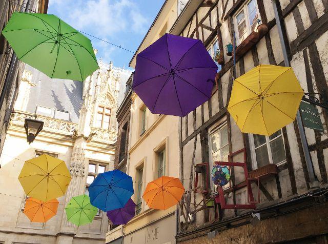 Rouen, ville aux 100 églises