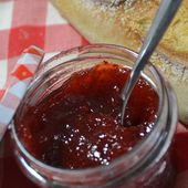 Confiture fraises agar agar cookeo |