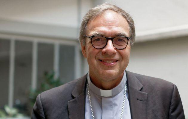 Jérôme BEAU nommé Archevêque de Bourges