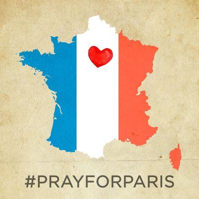 #Hommage au victimes des attentats de #Paris