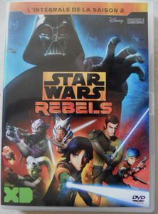 Les Dvd Star Wars Rebels Saison 2 sont Disponibles