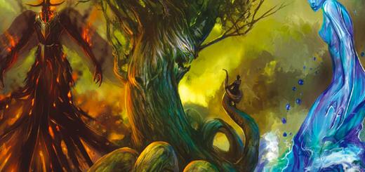 Savage Shadowrun — Esprits et élémentaires