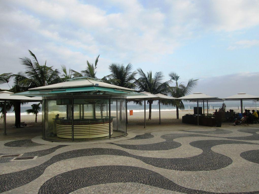Voyage au Brésil .... Les deux derniers jours à Rio de Janeiro