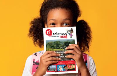« ti sciences mag », le petit nouveau magazine des sciences made in Amazonie et Guyane !