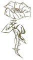 Dessins, peintures et crayons de Xavier