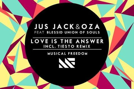 Jus Jack & Oza - Love is the Answer (Tiësto Remix)
