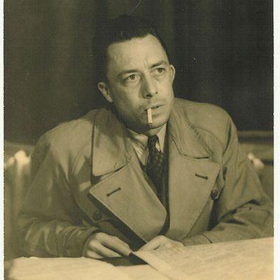 Hommage à Albert Camus : Caligula, pièce en quatre actes, 1945