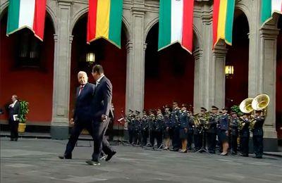 Le Mexique souhaite la bienvenue au Président de la Bolivie