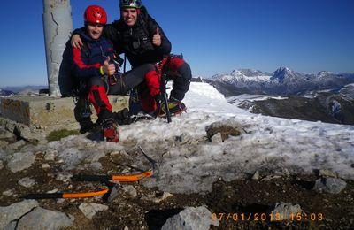 El mejor escalador del mundo es el que más se divierte escalando.