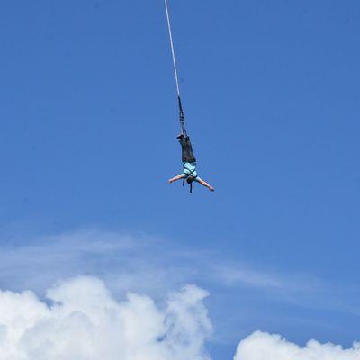 Plus haut et plus fort à Tourcoing plage 2012