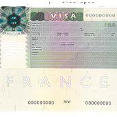 VISA FRANCE SAUF CTOM, EXPLICATION. - Mariage Franco Marocain