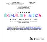 PRESENTATION ECOLE(s) DE NICE